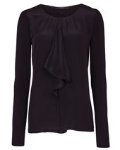 Weekend Max Mara Ossola Top Black £59.00 (was £79.00)