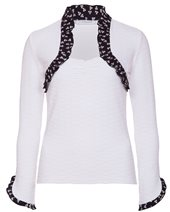 Rayure Preface Top White £59.00