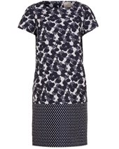 Weekend Max Mara Galea Dress Midnight Blue £185.00