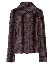 Peruzzi Fur Jacket Taupe £104.00 (was £149.00)