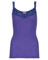 Palace London Blue Lace Camisole Amethyst £29.00