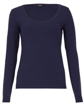 Weekend Max Mara Multib Top Ultramarine £49.00