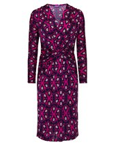 Ingenue Bailey Knot Dress Pink £85.00