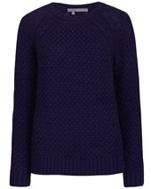 360 Sweater Yana Jumper Navy £125.00