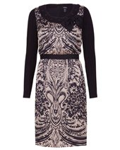 Nissa Print Dress Print £63.00 (was £209.00)