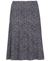 Belluna Carla 2 Skirt Ash & Black £95.00