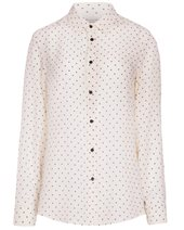 Weekend Max Mara Tropea Silk Shirt Beige £165.00