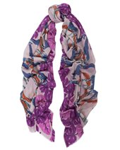 Yarnz Giraffe Scarf Purple £104.00 (was £149.00)