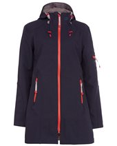 Ilse Jacobsen RAIN07B Raincoat Silver Grey £175.00