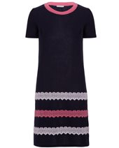 Marella Cosa Dress Navy £139.00