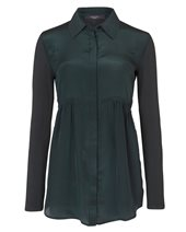 Weekend Max Mara Ercole Blouse Dark Green £74.00 (was £99.00)