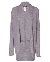 Crea Concept Marl Cardigan Light Grey £79.00 (was £199.00)