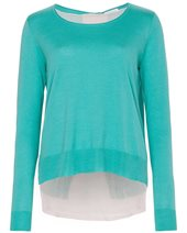 Marella Libano Top Aquamarine £99.00 (was £165.00)