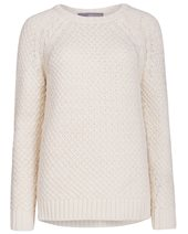 360 Sweater Yana Jumper Ivory £125.00
