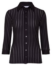 Rayure Catimini Shirt Black £49.00