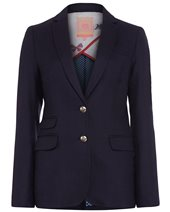 Vilagallo 21592 Diagonal Jacket Navy £249.00