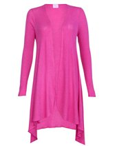 Palace London Waterfall Cardigan Fuchsia £55.00