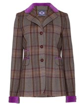 Vilagallo Dublin Trim Jacket Fuschia Trim £149.00 (was £199.00)