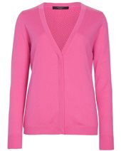 Weekend Max Mara Baffo Cardigan Fuchsia £92.00 (was £229.00)