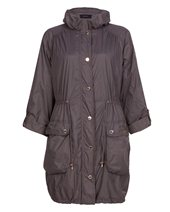 Caractere Parka Coat Green £129.00 (was £325.00)