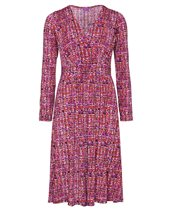 Ingenue Gaia Dress Tweed Pink £89.00