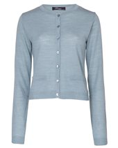 Peruzzi Cropped Cardigan Sage £67.00 (was £89.00)