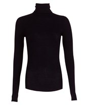 Joseph Roll Neck Stretch Black £80.00