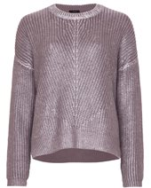Joseph Round Neck Foiled Cloudy £114.00 (was £285.00)
