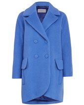 Marella Astrale Coat Electric Blue £399.00