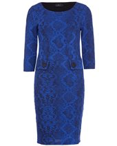 Ariana AD1740 Dress Blue £109.00