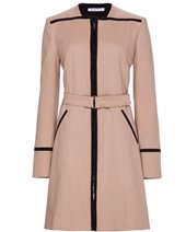 Marella Senape Coat Natural £305.00