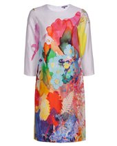 Vilagallo Veclass Floral Dress Class Corocol £49.00 (was £125.00)