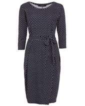 Weekend Max Mara Brama Dress Ultramarine £149.00