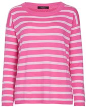 Weekend Max Mara Barbara Sweater Fuchsia £189.00
