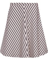 Weekend Max Mara Attore Skirt White £175.00