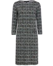 Ilse Jacobsen NICE47AN Tunic Dress Army £95.00