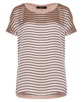 Weekend Max Mara Valuta T Shirt Beige £52.00 (was £69.00)