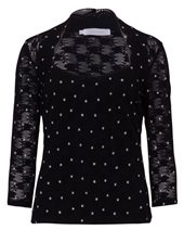 Rayure Fripon Top Black & White £59.00