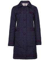 Weekend Max Mara Crimea Coat Midnight Blue £265.00