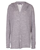 Crea Concept Zip Front Pullover Grey & Cream £149.00 (was £199.00)